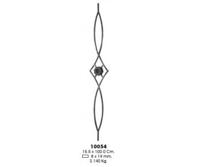 Кованая балясина 10054