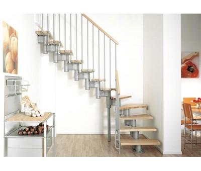 Модульная лестница Kompact