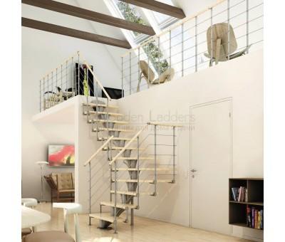Модульная лестница Chicago