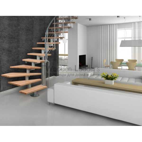 revetement escalier bois 1 4 tournant lapeyre gretz. Black Bedroom Furniture Sets. Home Design Ideas