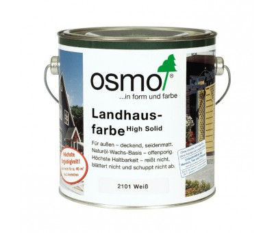Непрозрачная краска  Landhausfarbe