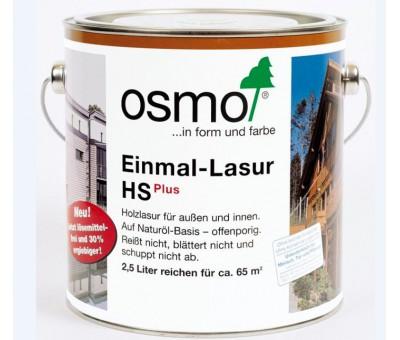 Однослойная лазурь  Einmal-Lasur HS Plus