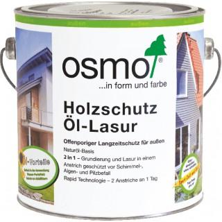 Защитное масло-лазурь для древесины Holz-Schutz Oel Lasur