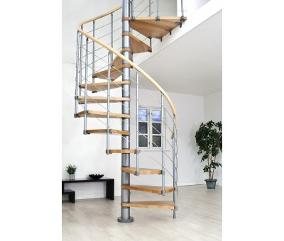 Винтовая лестница Oslo Grey