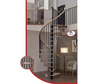 Винтовая лестница SPIRAL DECOR (Австрия)