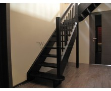 Лестница из ясеня, деревня «Прохорово»