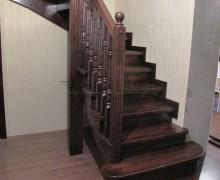 Лестница из ясеня,  г. Пушкино