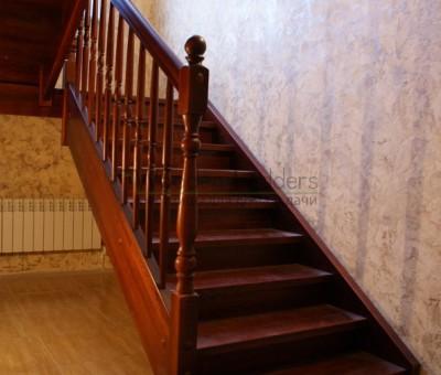 """Комбинированная лестница, село """"Вельяминово"""""""