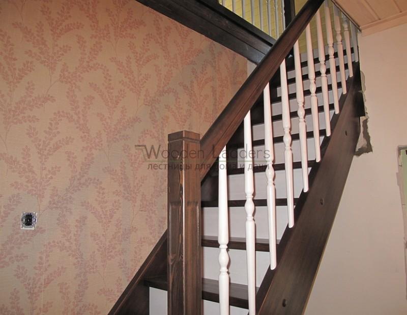 Как выбрать качественную лестницу на второй этаж для дачи